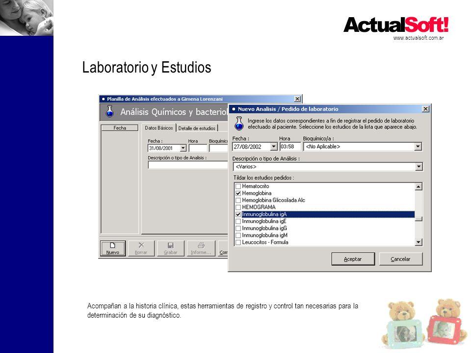 Laboratorio y Estudios