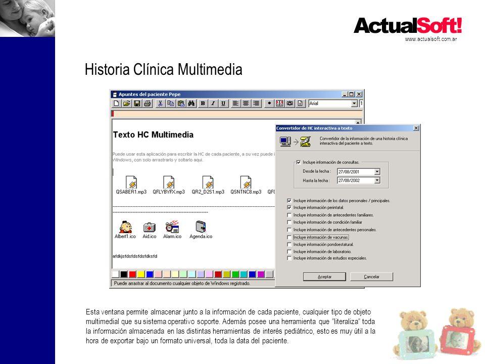 Historia Clínica Multimedia