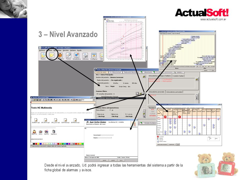 www.actualsoft.com.ar 3 – Nivel Avanzado.