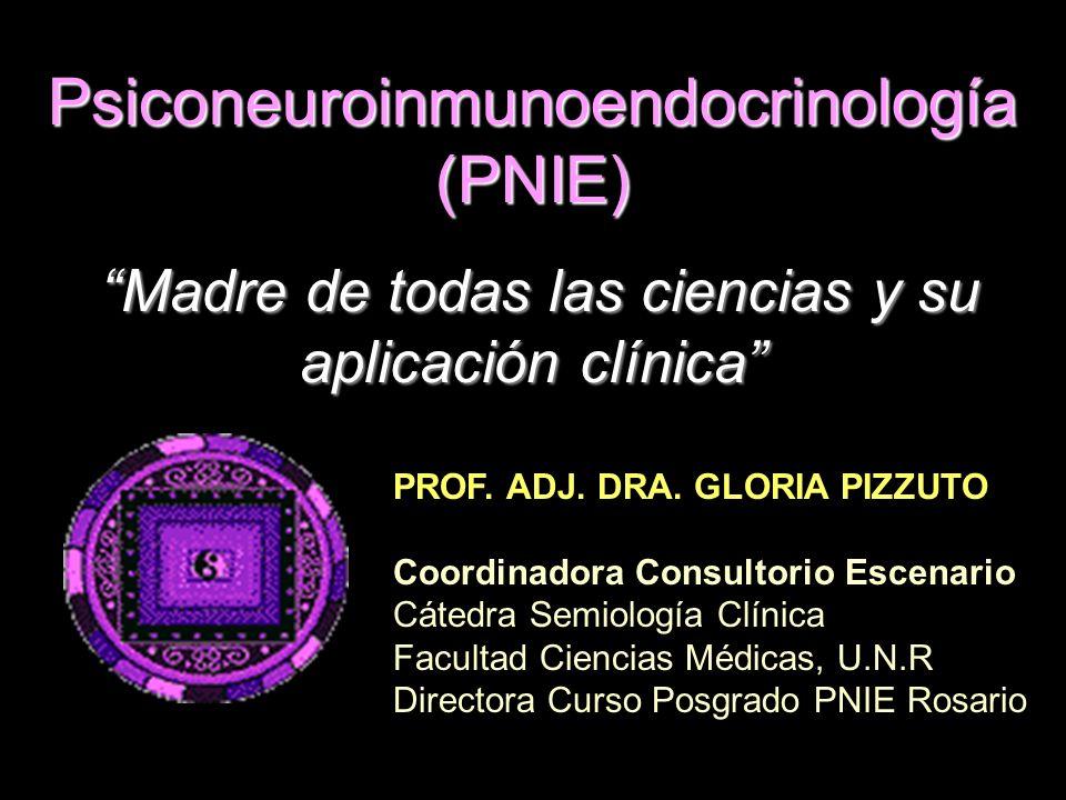 Psiconeuroinmunoendocrinología (PNIE)