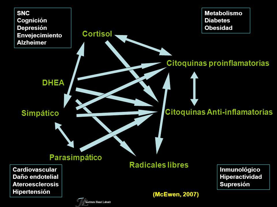 Citoquinas proinflamatorias