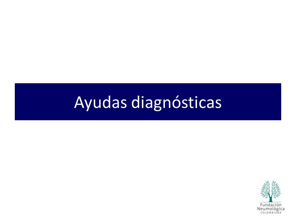 Ayudas diagnósticas