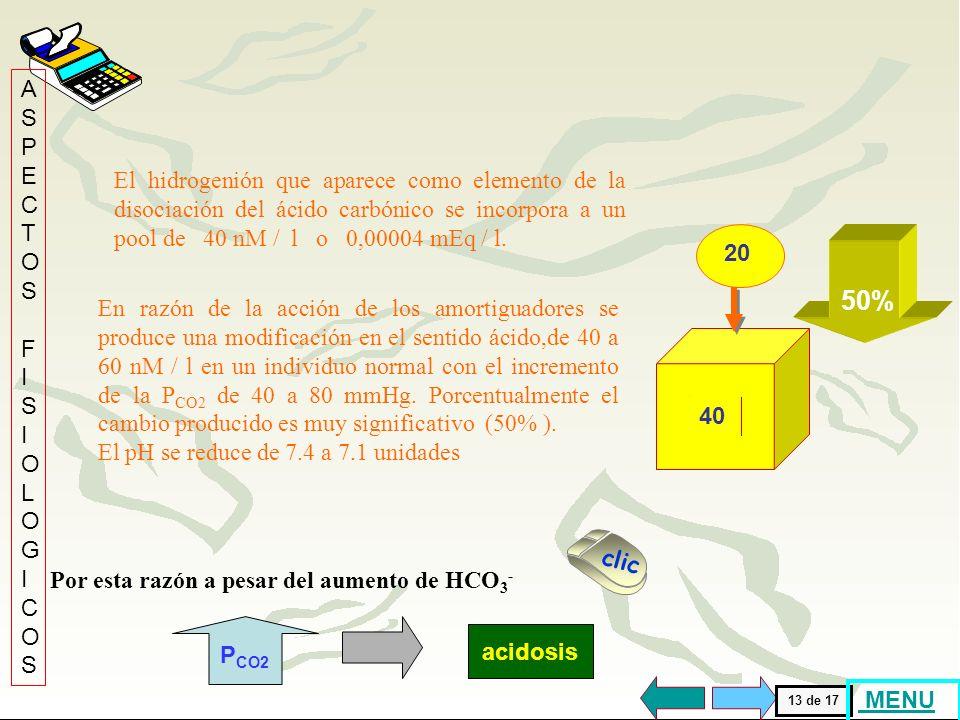 . ASPECTOS FISIOLOGICOS