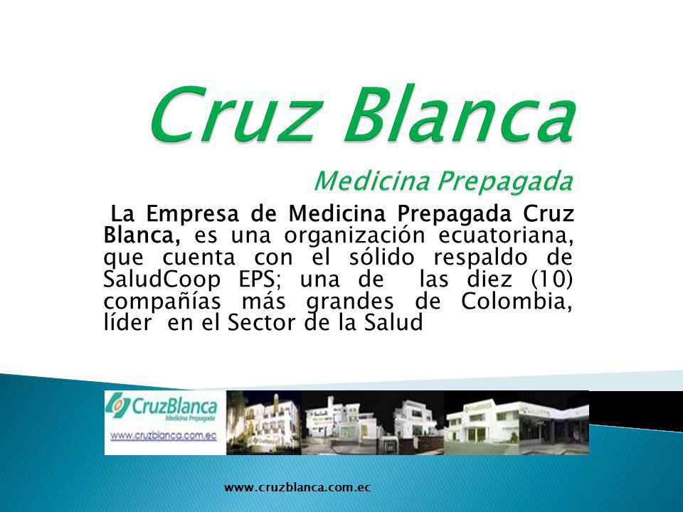 Cruz Blanca Medicina Prepagada