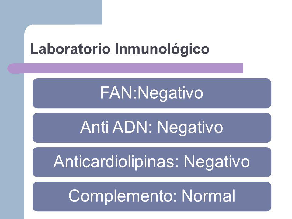Laboratorio Inmunológico