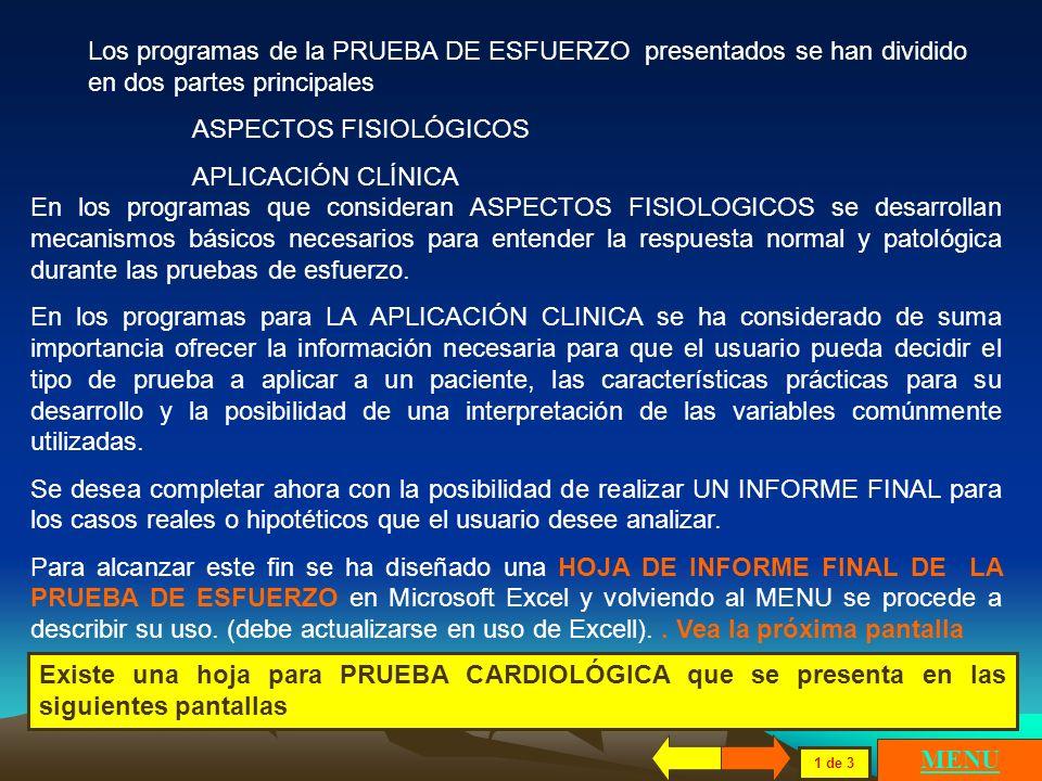 ASPECTOS FISIOLÓGICOS APLICACIÓN CLÍNICA