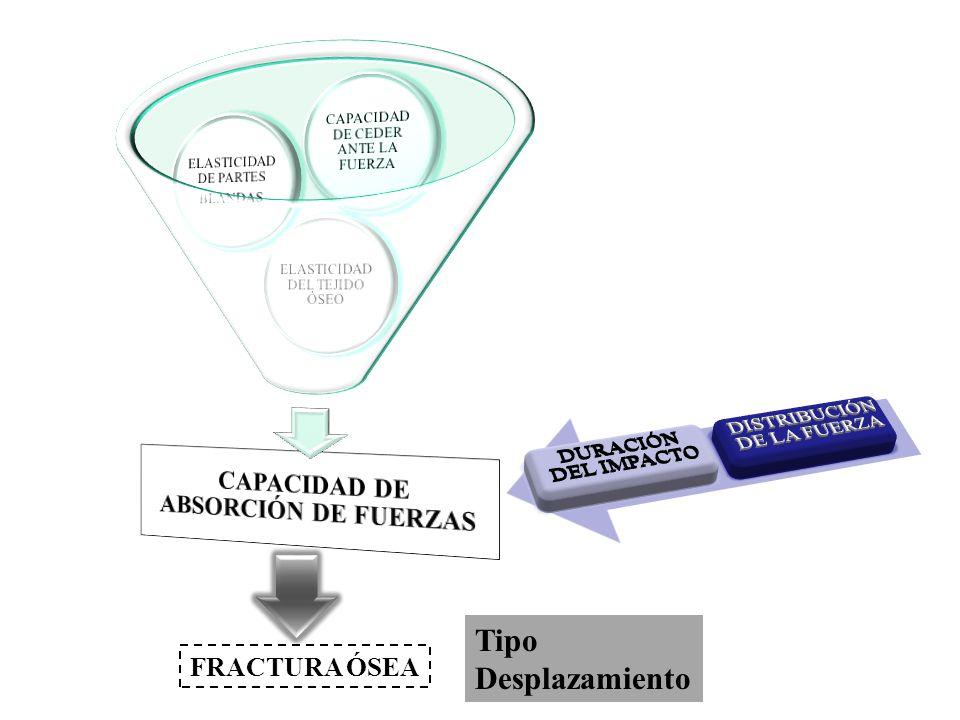 CAPACIDAD DE ABSORCIÓN DE FUERZAS