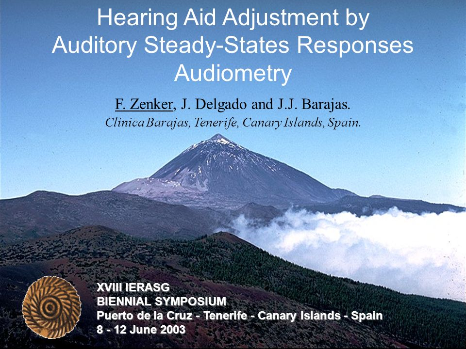 Hearing Aid Adjustment by Auditory Steady-States Responses Audiometry