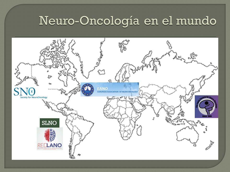 Neuro-Oncología en el mundo