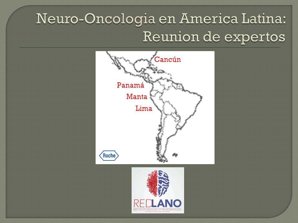 Neuro-Oncologia en America Latina: Reunion de expertos