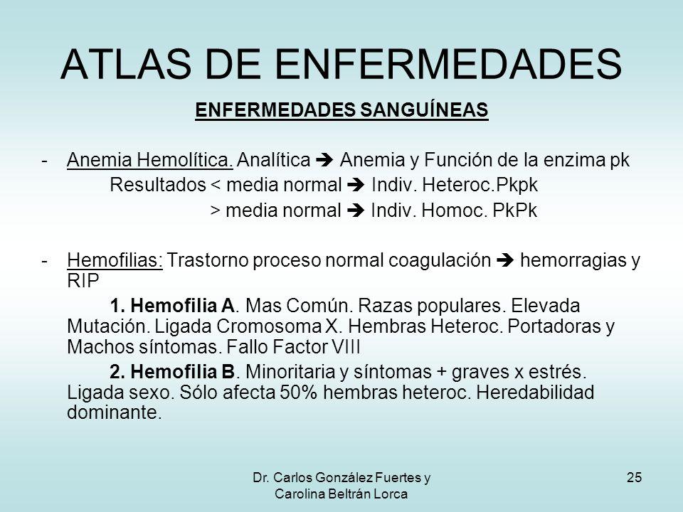 ENFERMEDADES SANGUÍNEAS