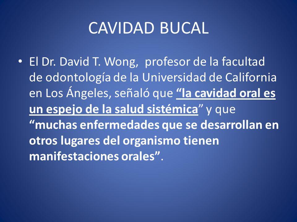 CAVIDAD BUCAL