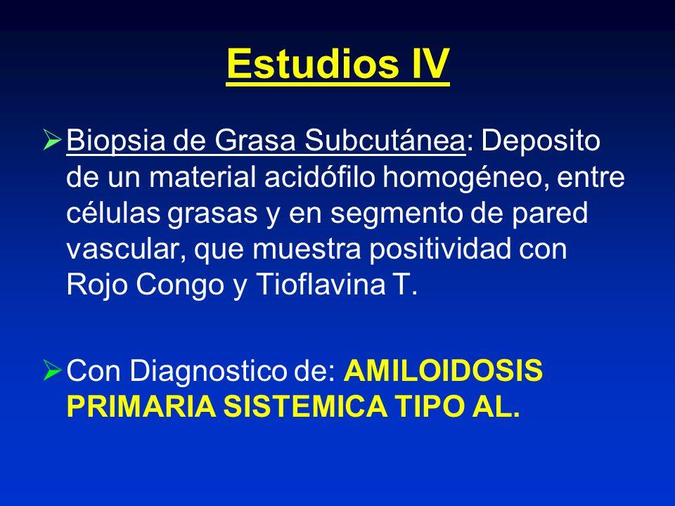 Estudios IV