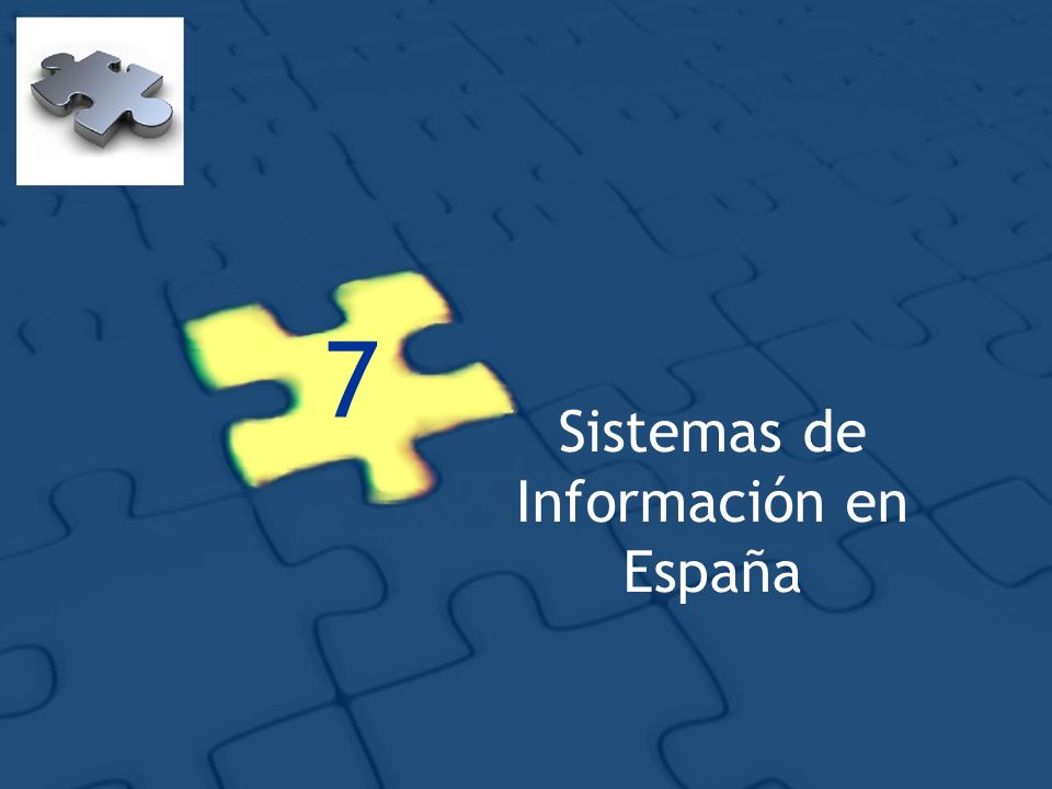Sistemas de Información en España
