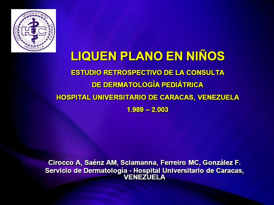 Cirocco A, Saénz AM, Sciamanna, Ferreiro MC, González F.