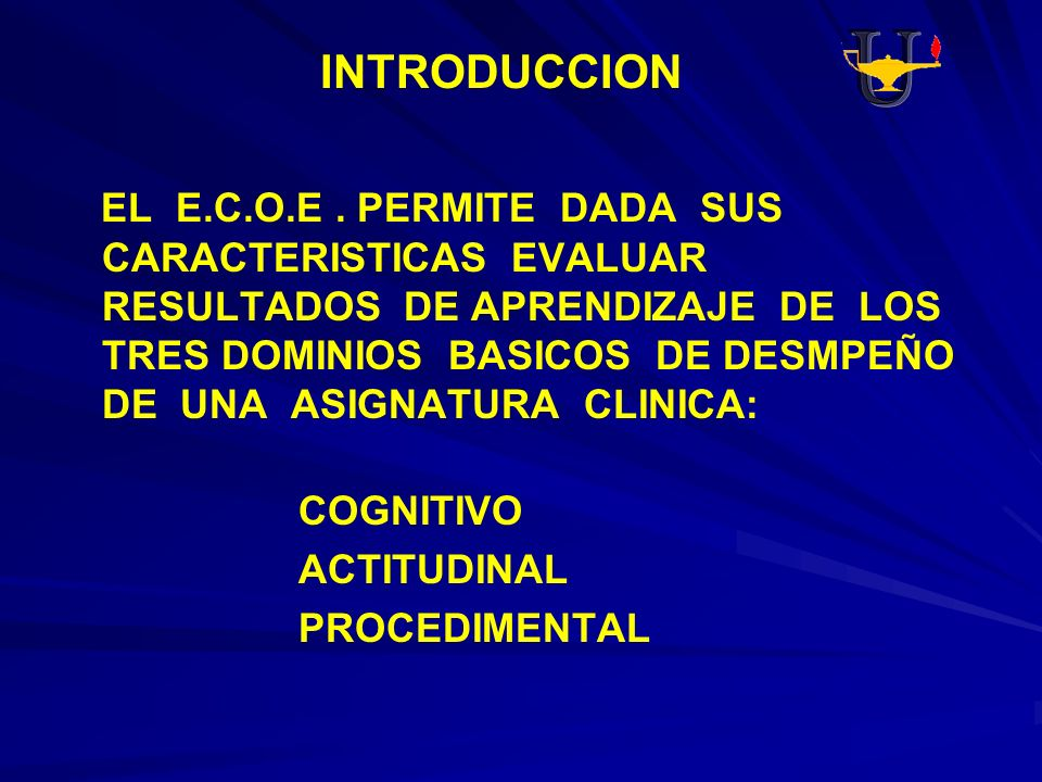 U INTRODUCCION.