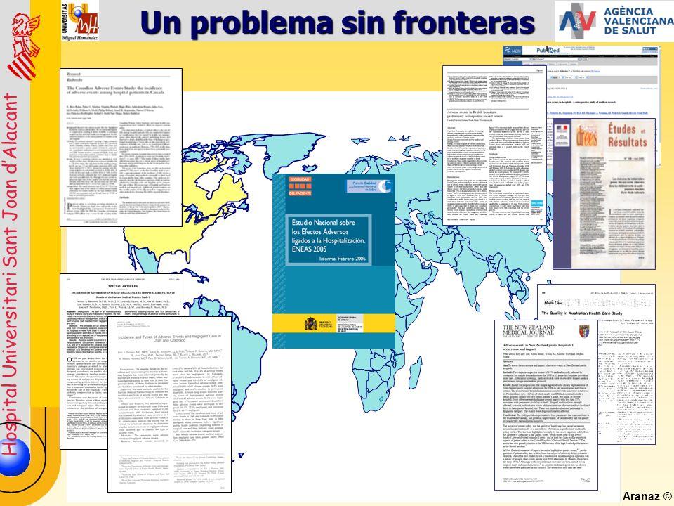 Un problema sin fronteras