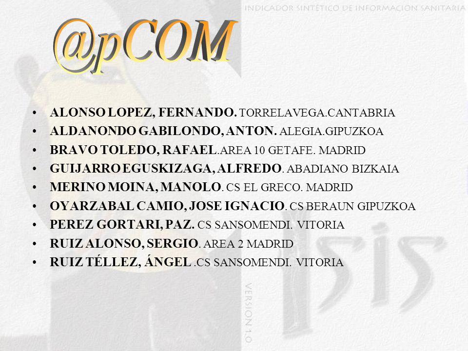 @pCOM ALONSO LOPEZ, FERNANDO. TORRELAVEGA.CANTABRIA