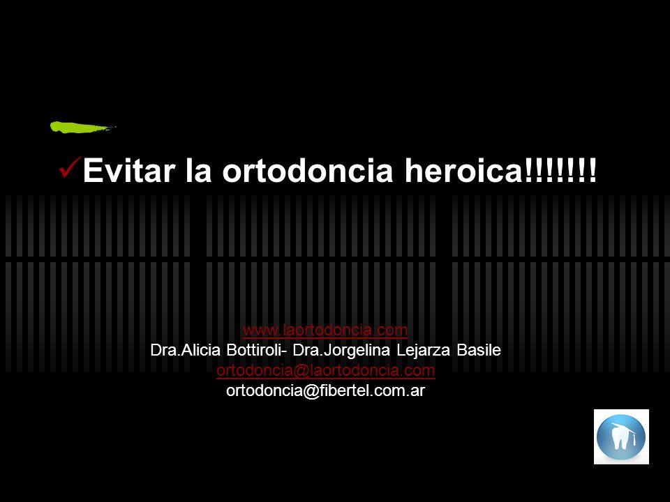 Dra.Alicia Bottiroli- Dra.Jorgelina Lejarza Basile