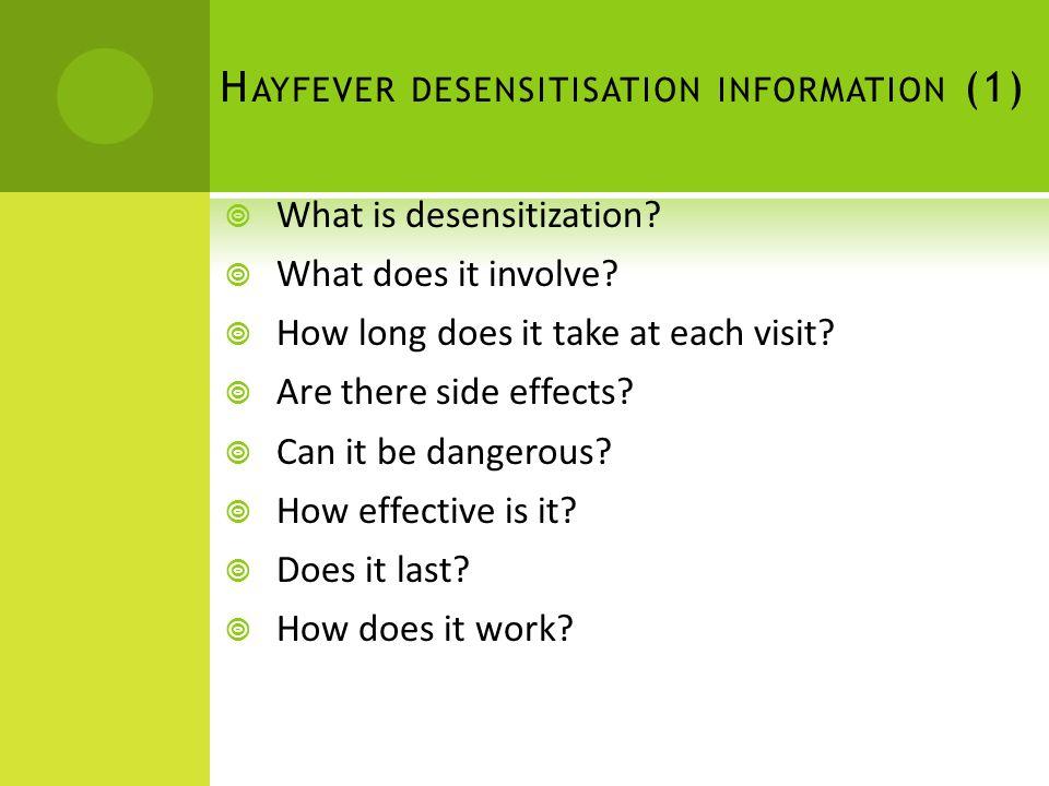 Hayfever desensitisation information (1)