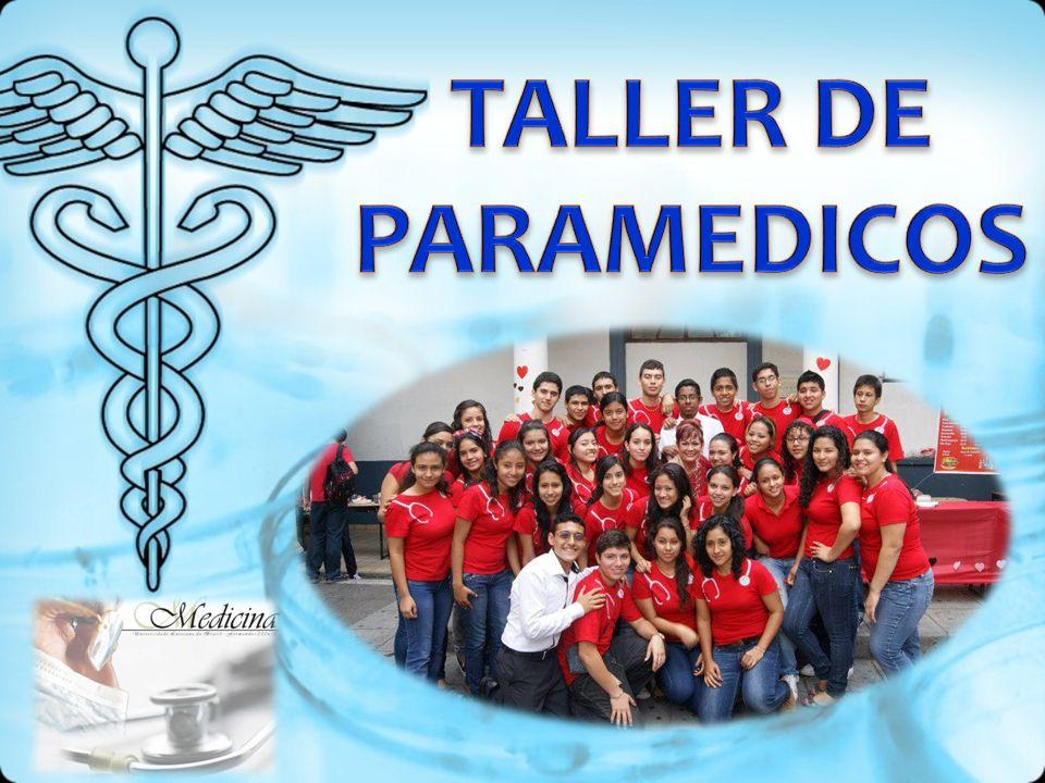 TALLER DE PARAMEDICOS