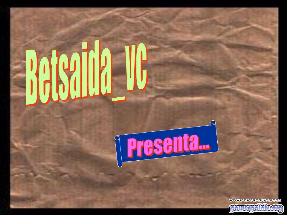 Betsaida_vc Presenta...