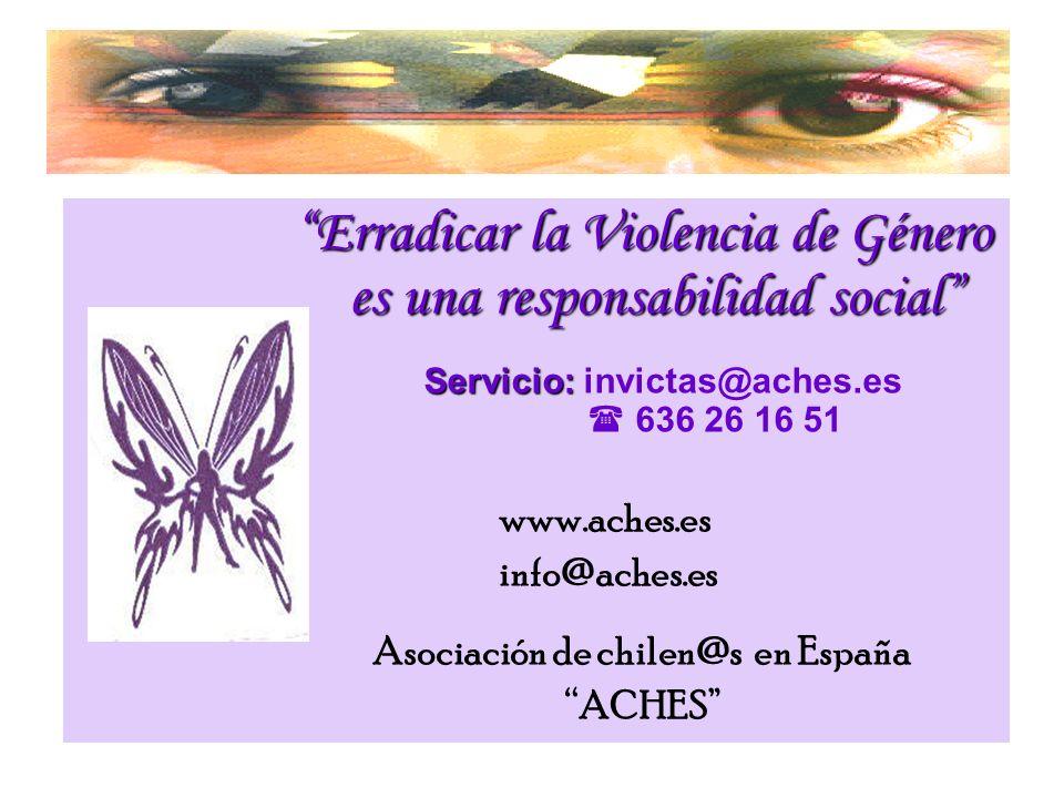 Asociación de chilen@s en España