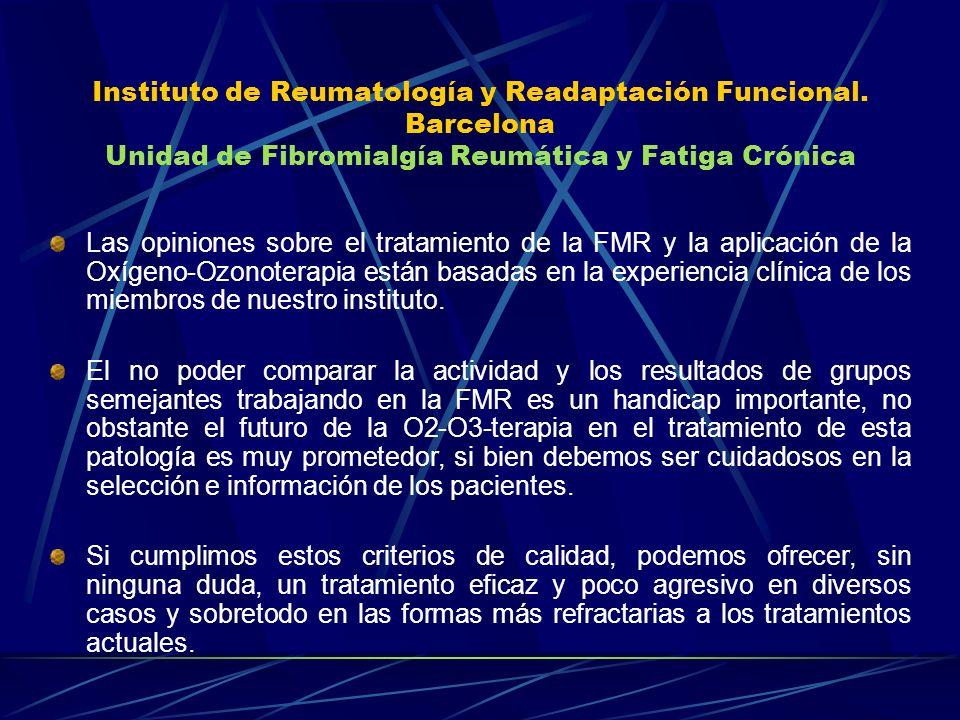 Instituto de Reumatología y Readaptación Funcional