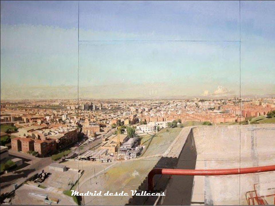 Madrid desde Vallecas