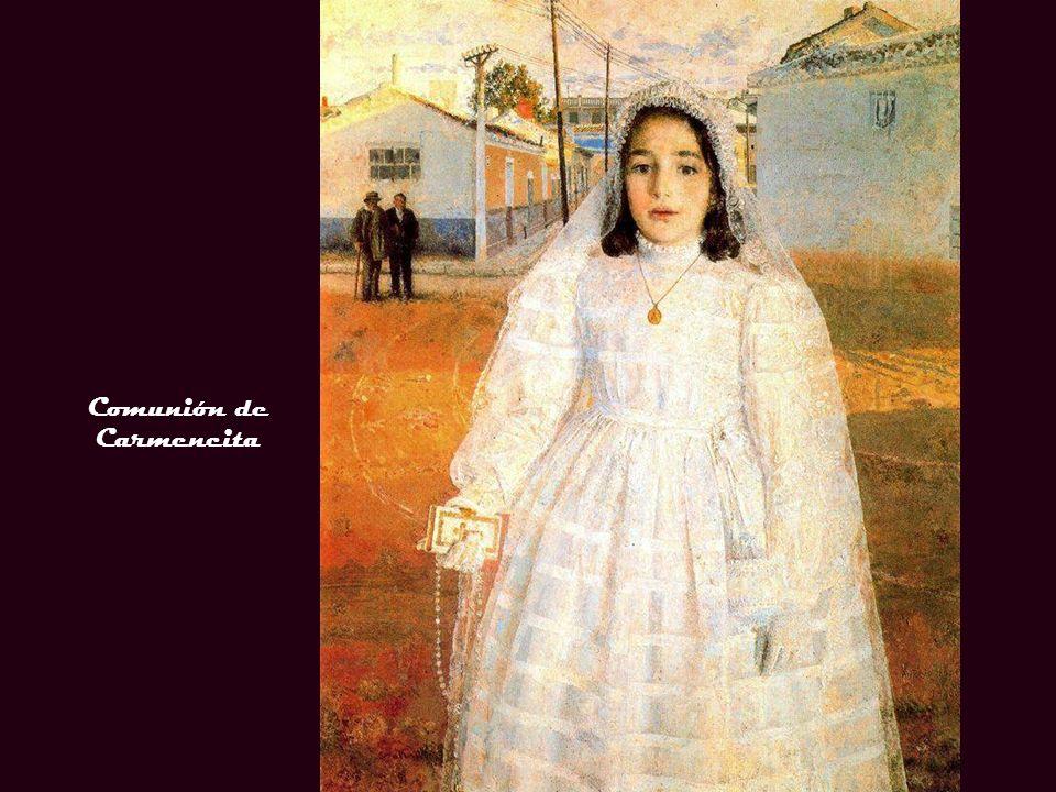 Comunión de Carmencita
