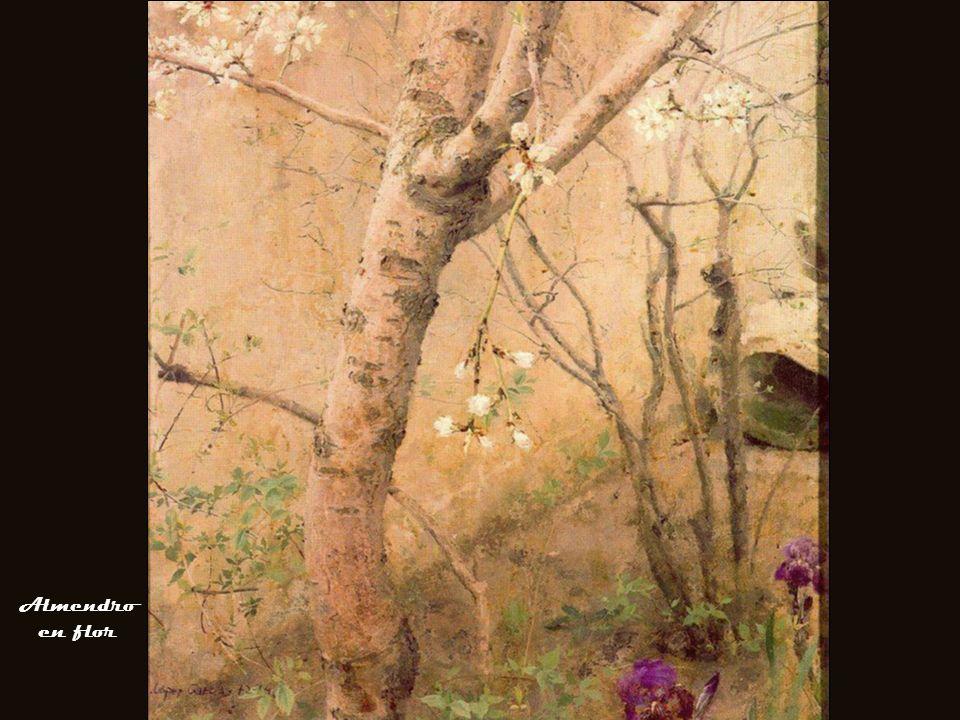 Almendro en flor Celinda