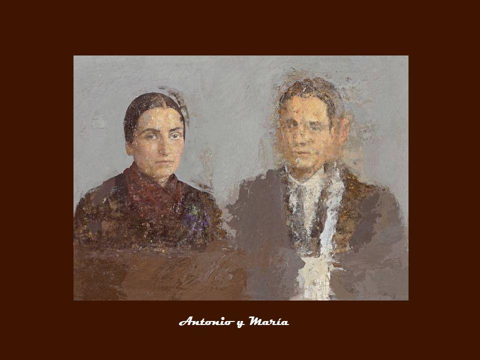 Antonio y María