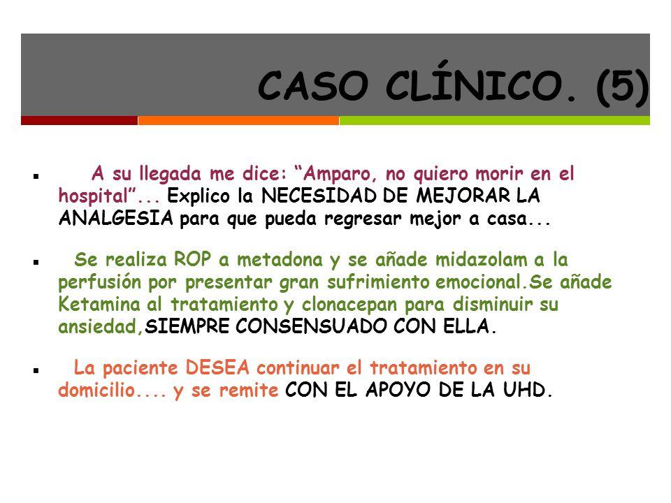 CASO CLÍNICO. (5)