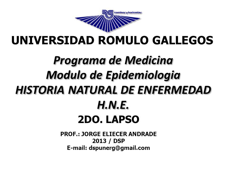 UNIVERSIDAD ROMULO GALLEGOS