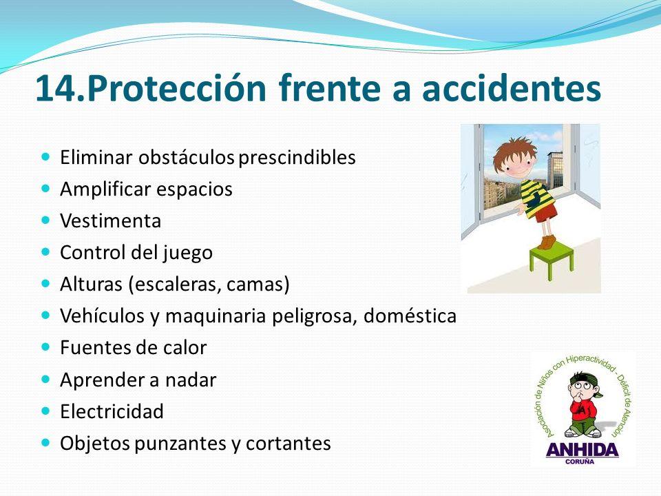 14.Protección frente a accidentes
