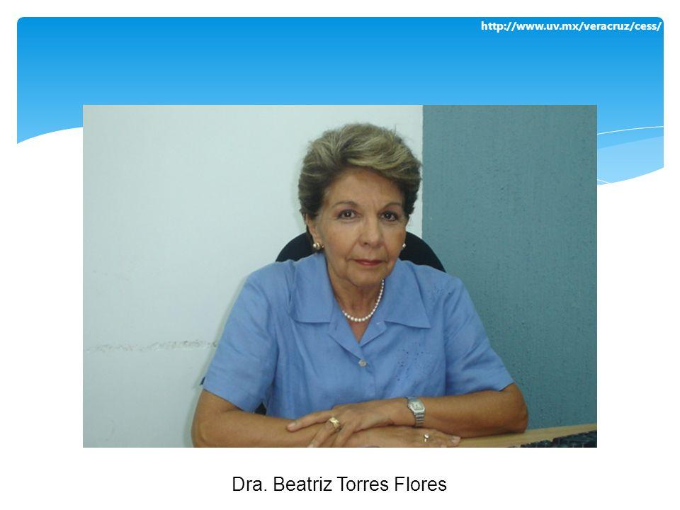 Dra. Beatriz Torres Flores