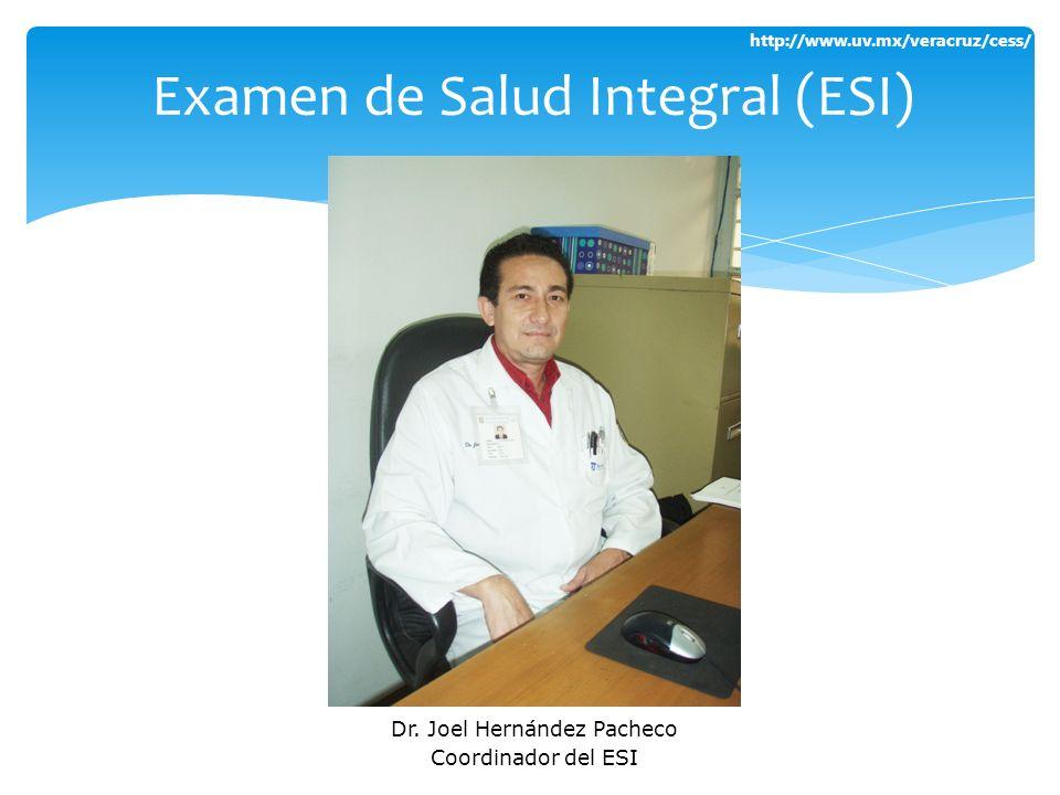 Examen de Salud Integral (ESI)