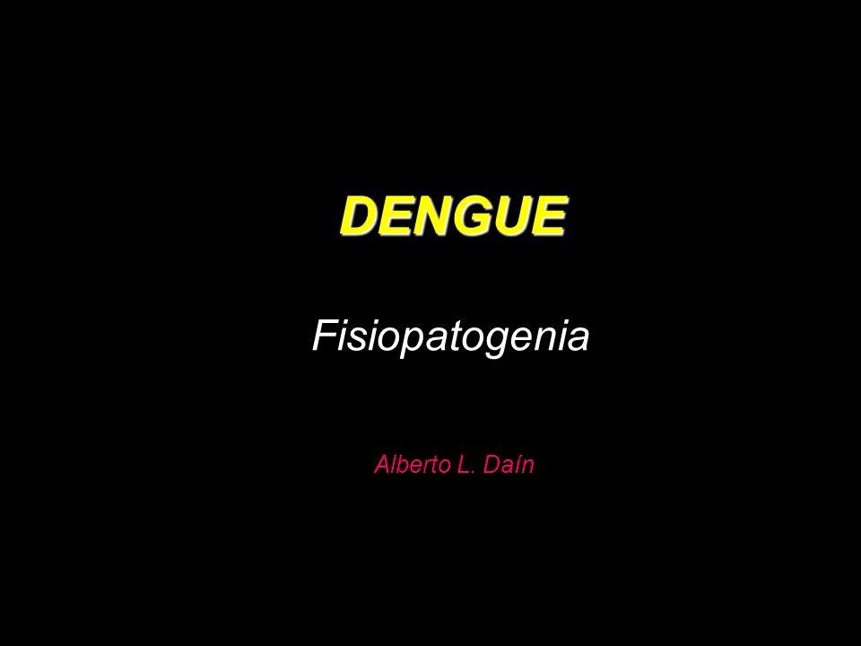 DENGUE Fisiopatogenia
