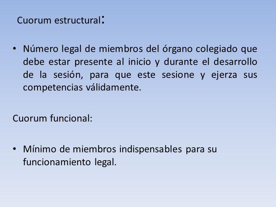 Cuorum estructural: