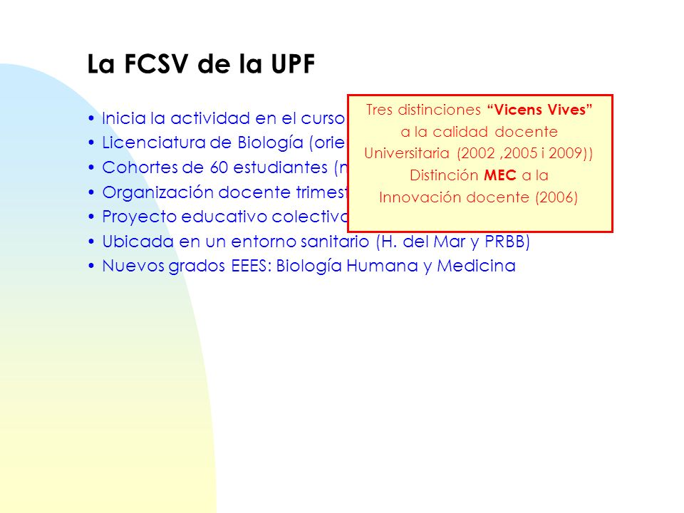 Tres distinciones Vicens Vives