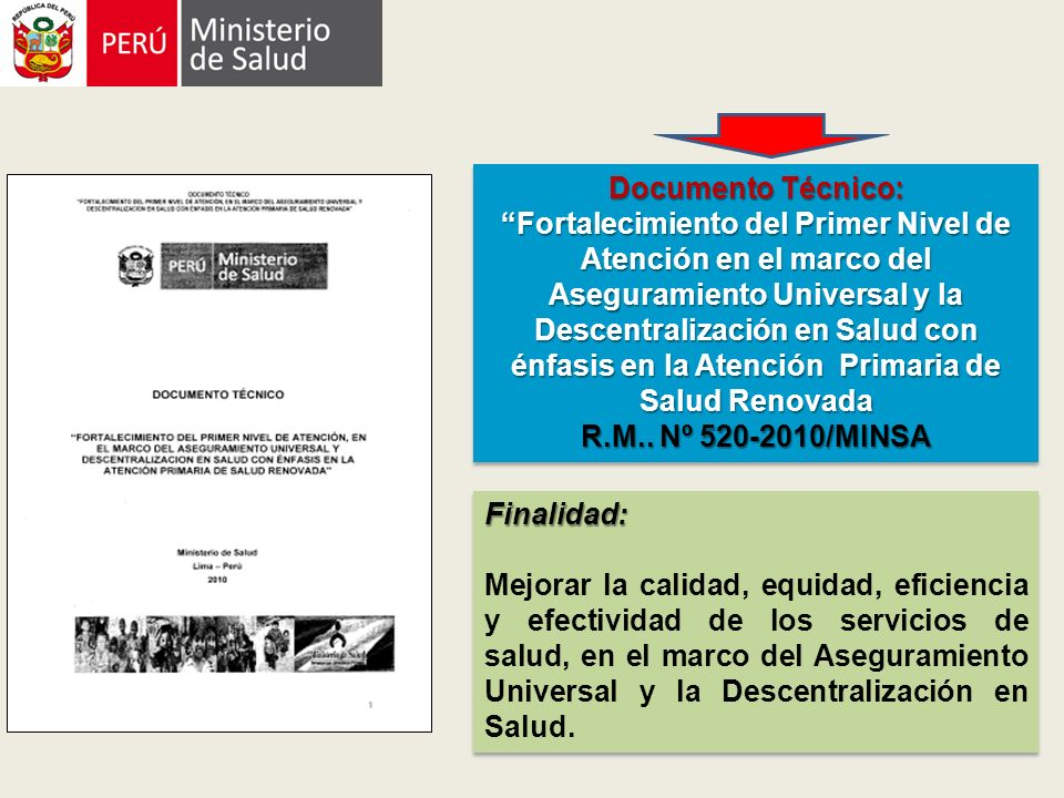 Documento Técnico: