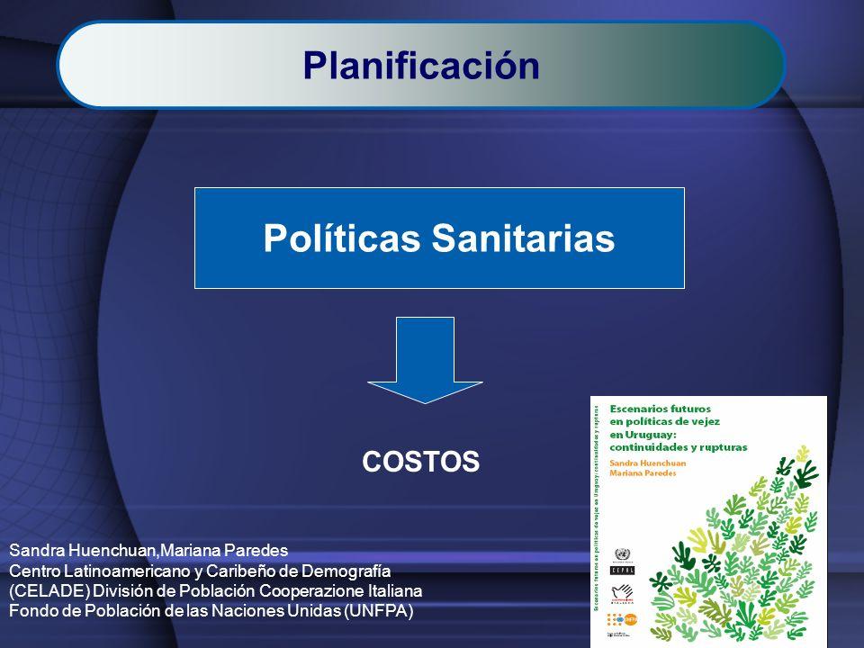 Planificación Políticas Sanitarias