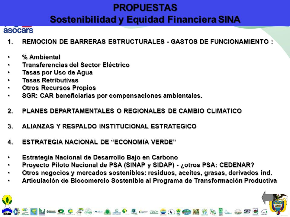 Sostenibilidad y Equidad Financiera SINA