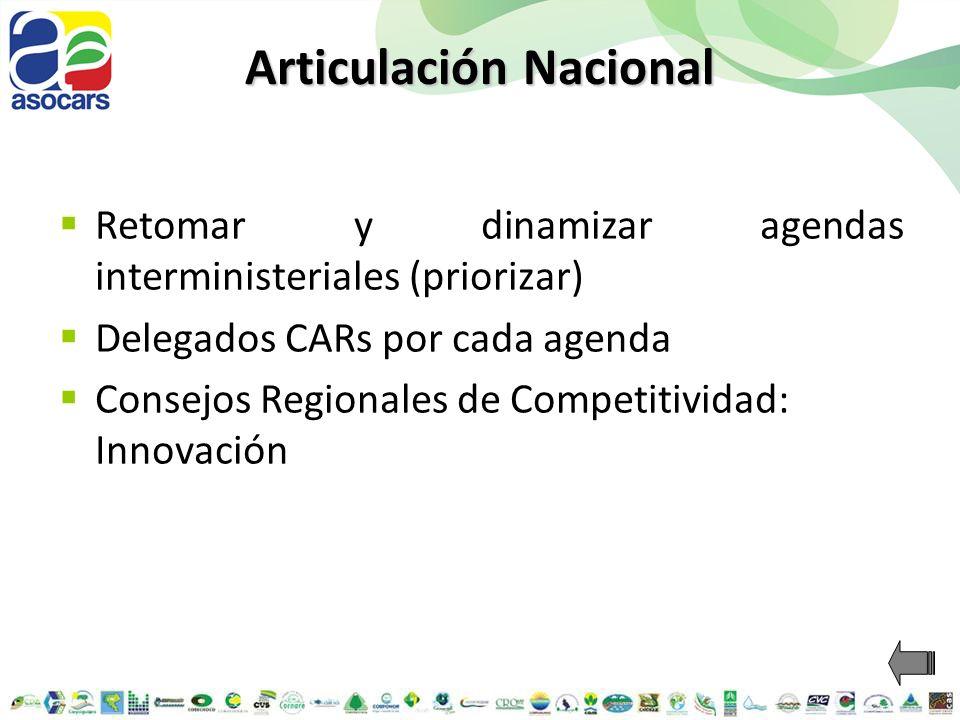 Articulación Nacional