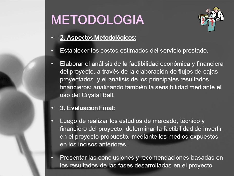 METODOLOGIA 2. Aspectos Metodológicos: