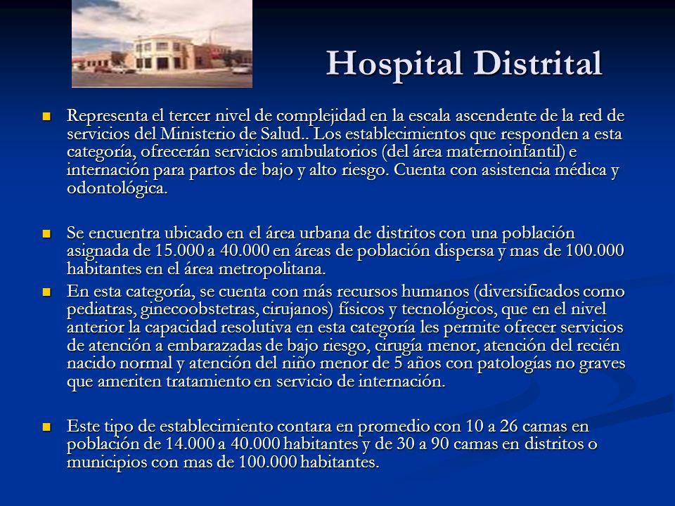 Hospital Distrital
