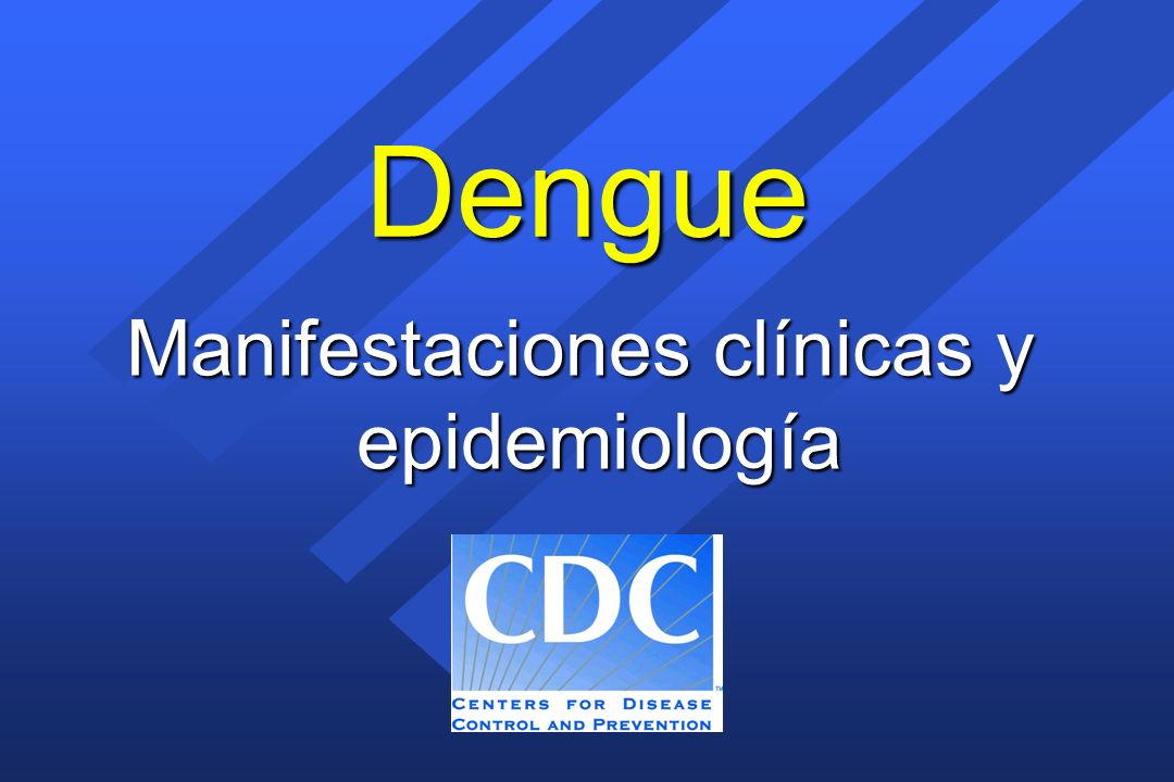 Manifestaciones clínicas y epidemiología