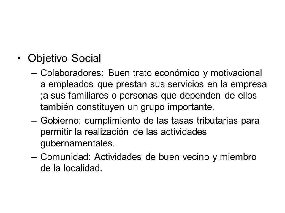 Objetivo Social
