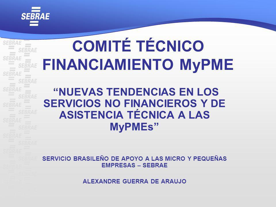 COMITÉ TÉCNICO FINANCIAMIENTO MyPME