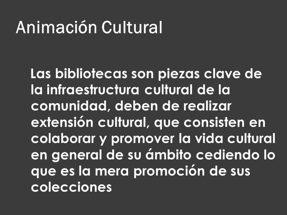 Animación Cultural